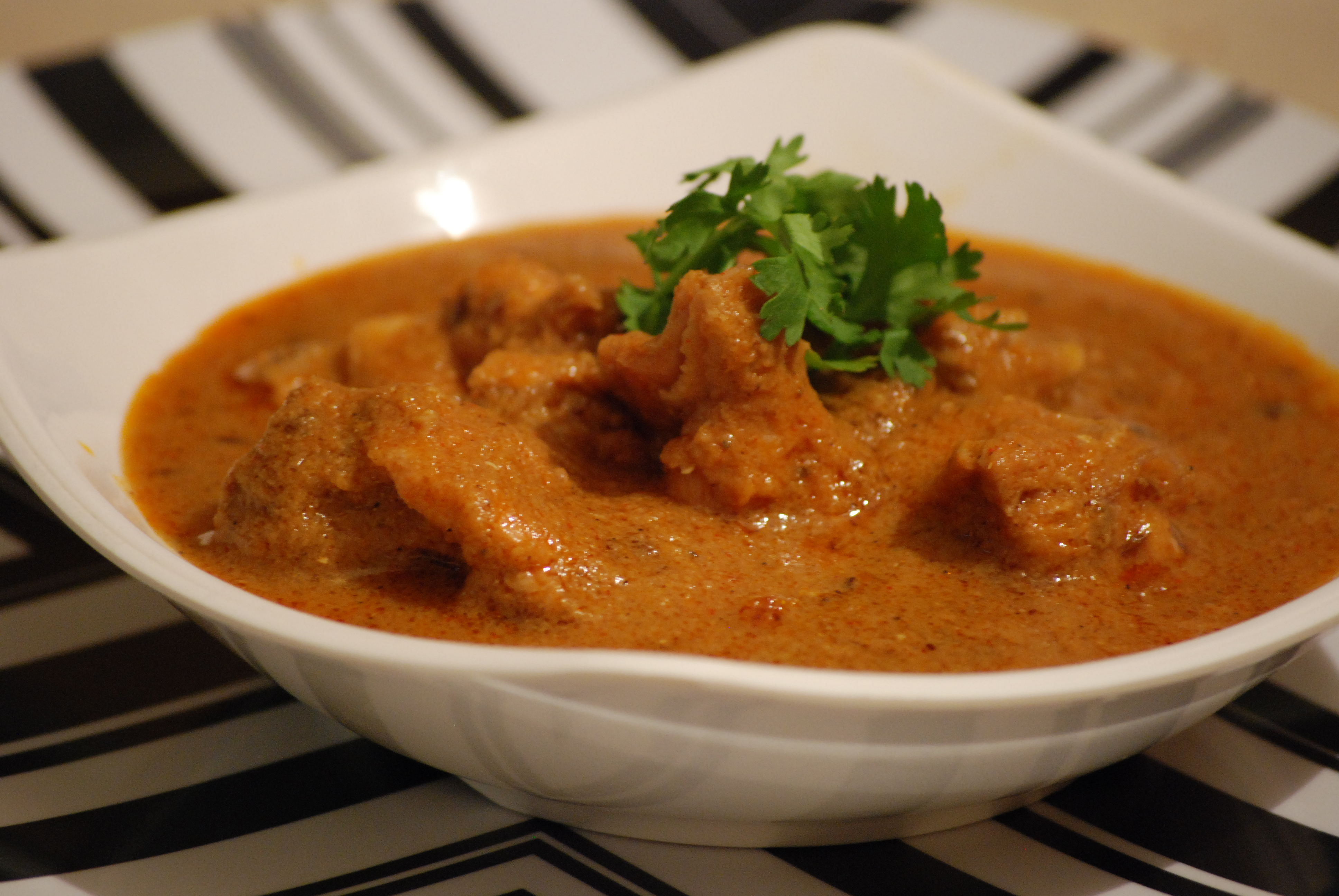 chicken bhuna masala a chicken curry in a hurry bengali chicken curry ...