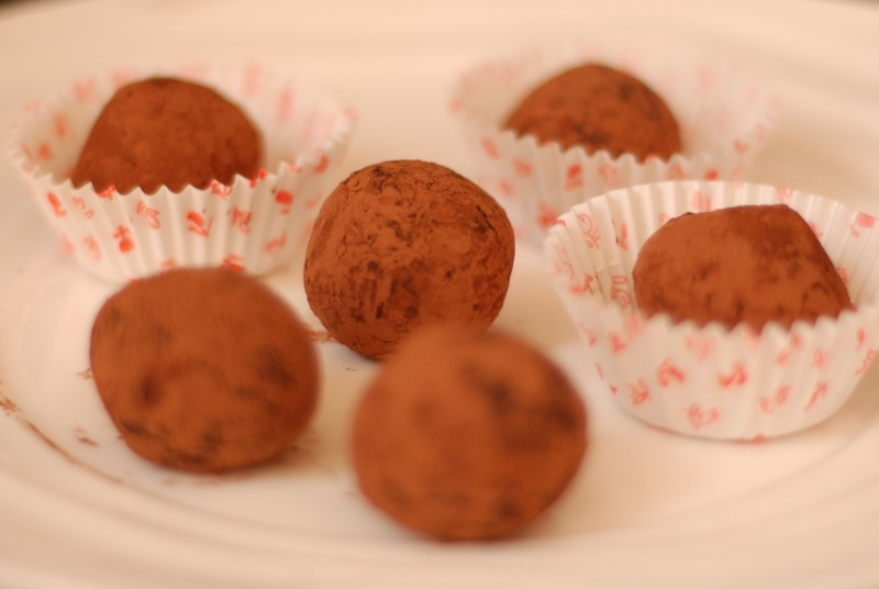 Date and Cocoa Truffles - What's Cooking?